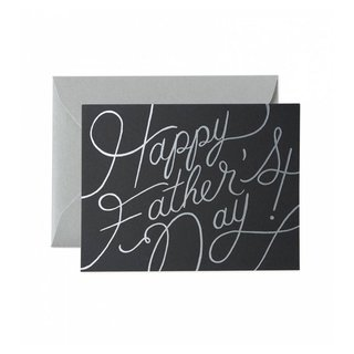 Rifle Paper Co. Platinum Father's Day Greeting Card
