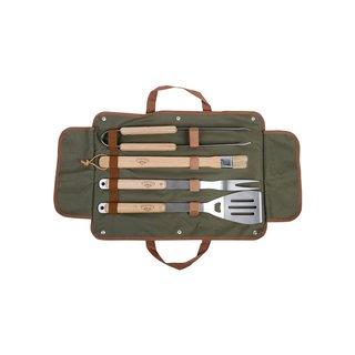 Esschert Design BBQ Tool Set