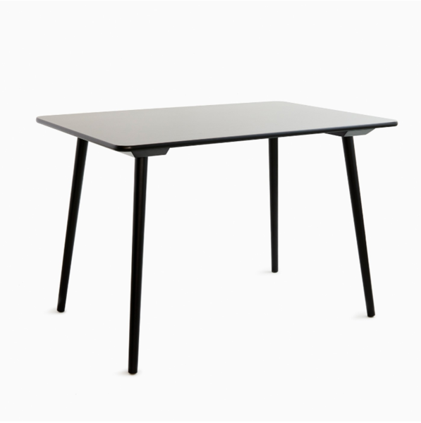 Union Windsor Black Table