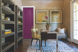 "The Mediterranean Luxe trend creates a sophisticated, well-traveled vibe, and it can be a bit nostalgic. ""It's all about the feeling and experiences you had when buying pieces for your home that will tell your story,"" says architect Elias Kababie."