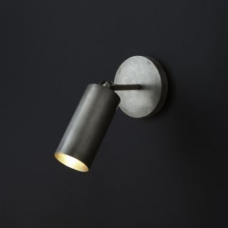 Apparatus Cylinder Sconce
