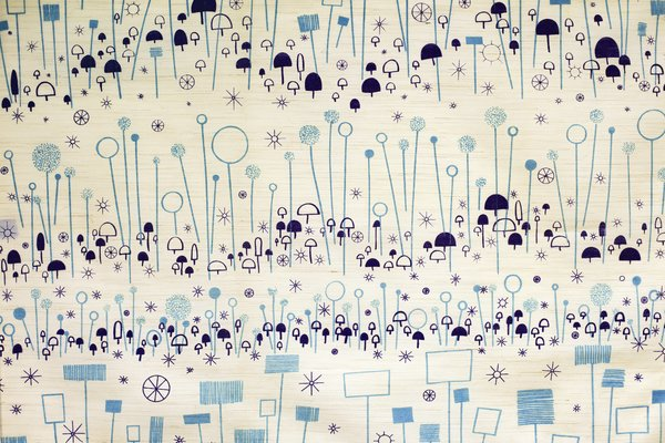 MoMA award-winning Seedy Weeds (1953).