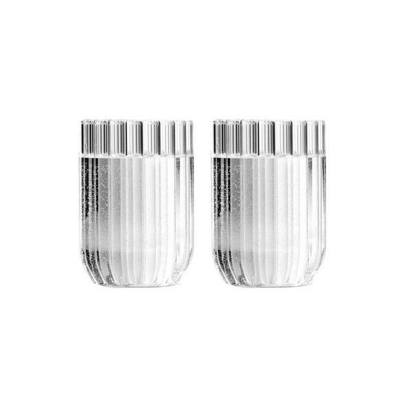 Fferrone Dearborn Water Glass - Set of 2