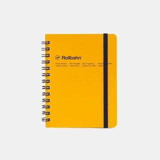 Delfonics Rollbahn Spiral Notebook Pocket Memo