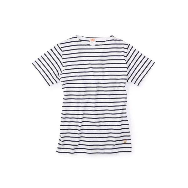 Armor-Lux S/S Breton Shirt
