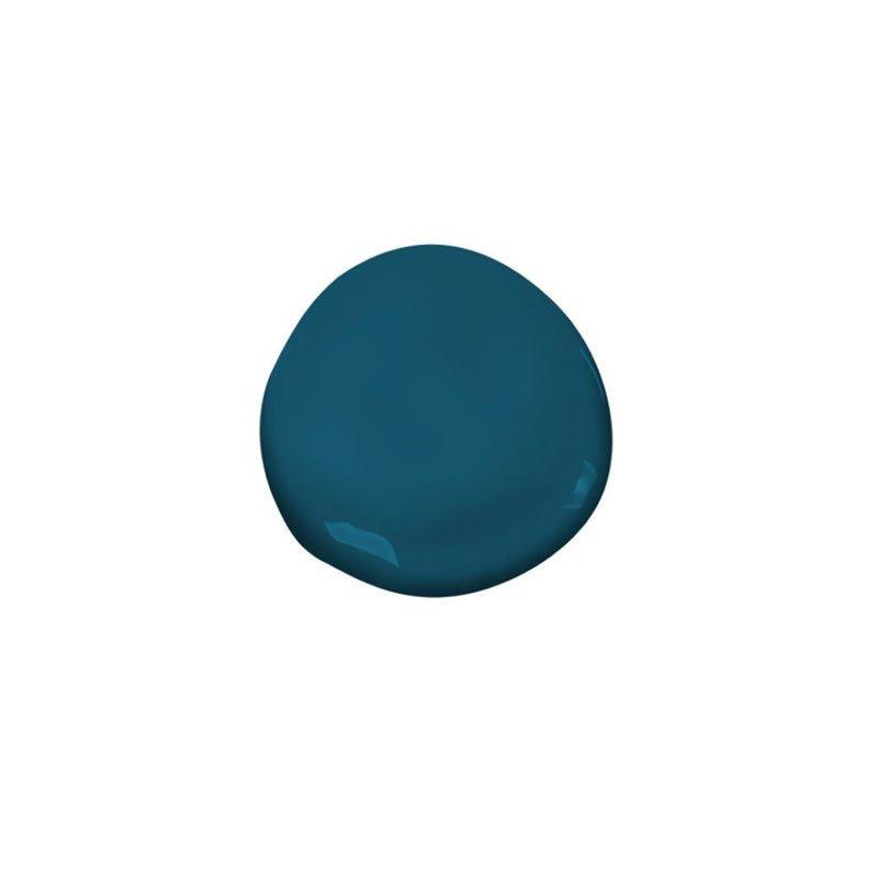 Benjamin Moore Paint Slate Teal
