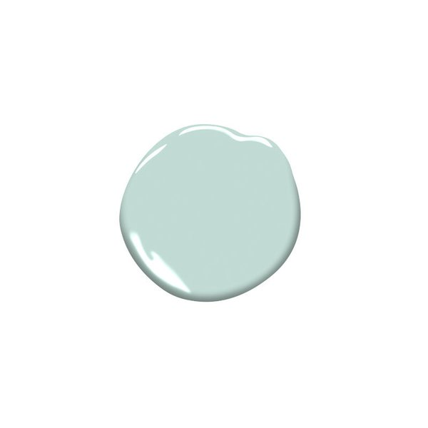 Benjamin Moore Paint - Green Wave