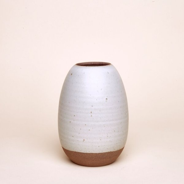 East Fork Pottery Large Egg Vase