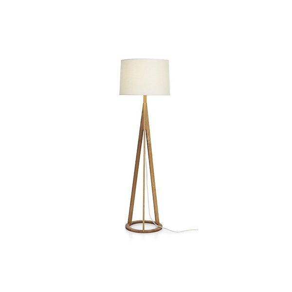 Crate & Barrel Jackson Floor Lamp