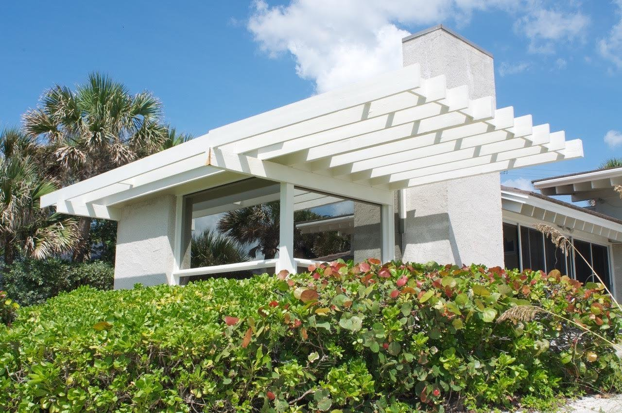 Exterior and Wood Siding Material  Casey Key Paradise