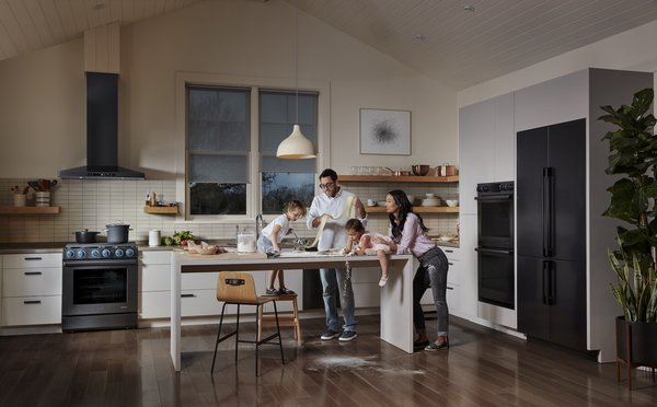 Reimagining a Connected Kitchen For a New Generation of Homeowners