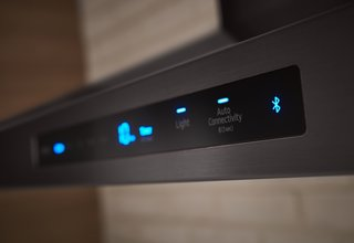 Wi-Fi or Bluetooth capabilities in all Samsung Chef Collection appliances provide connected control whether at home or afar.