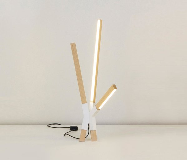 Stickbulb Little Bang Table Lamp