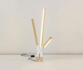 Stickbulb Little Bang Table Lamp
