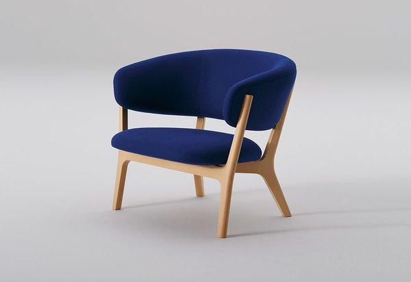 Maruni Roundish Arm Sofa