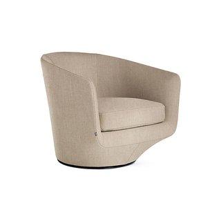 Niels Bendtsen U-Turn Swivel Chair