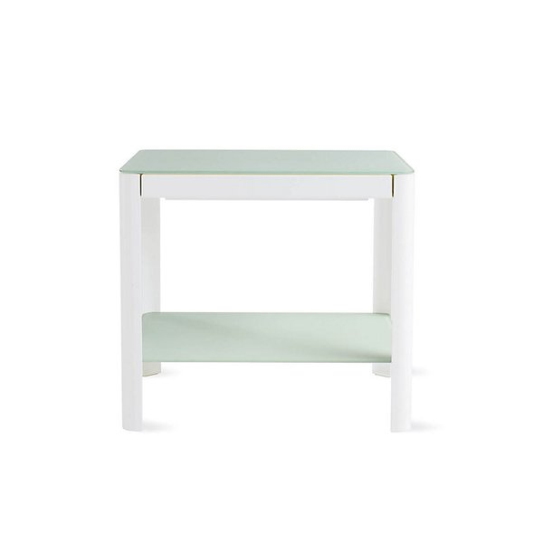 Luciano Bertoncini Min Bedside Table With Shelf