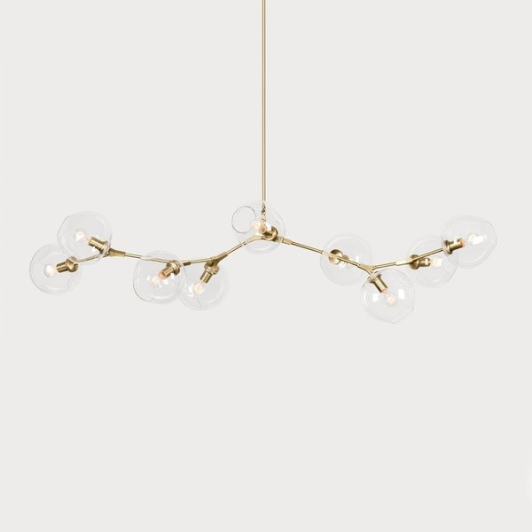 Lindsey Adelman Branching Bubbles BB.09.39 Chandelier
