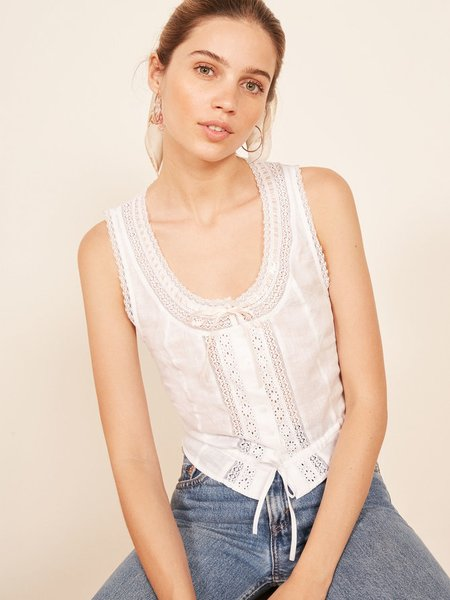 Reformation Shakespear Top