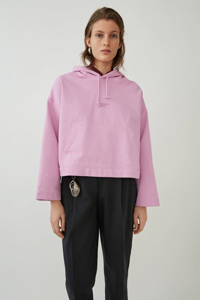 Acne Studios Oversized Hoodie - Candy Pink
