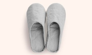 """In 2008, Naoto Fukasawa designed a line of slippers, bags, and other accessories for Japanese paper manufacturer Onao. Called Siwa, which means """"wrinkle,"""" they're made of crumpled Naoron, a soft but tear-resistant paper. """"It reminded me of rolling up the opening of the brown bags I carried my sandwiches in when I lived in America,"""" writes Fukasawa in his new book, Embodiment."""