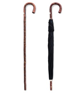 Umbrella for Life (Ombrelli Maglia, 2013), which becomes a walking stick when it wears out.