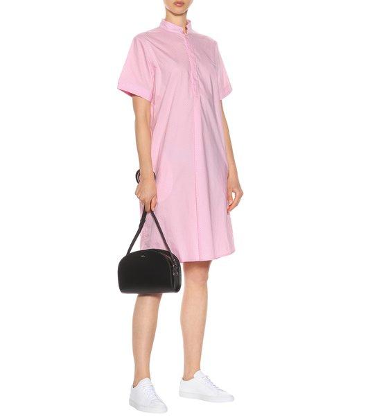 A.P.C Agadir Printed Cotton Shirt Dress