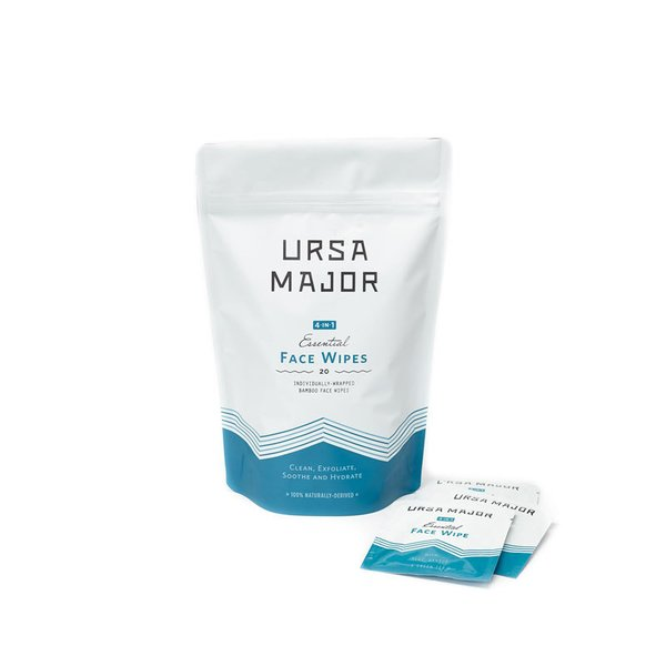 Ursa Major Essential Face Wipes