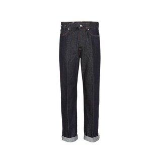 Dries Van Noten Mid-Rise Wide-Leg Jeans