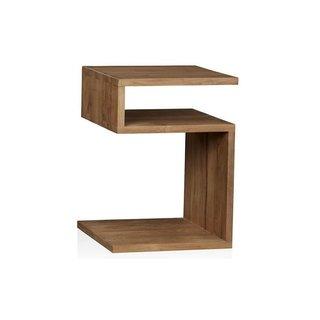 Crate & Barrel Entu Side Table