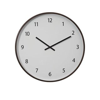 Crate & Barrel Lorne Large Wall Clock