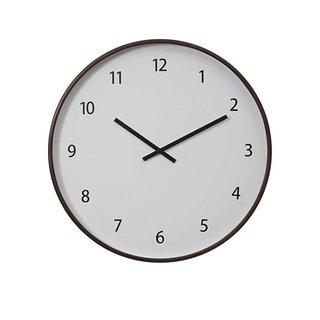 Crate & Barrel Lorne Large Wall Clock