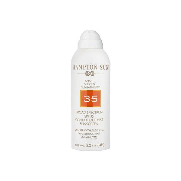 Hampton Sun SPF 35 Continuous Mist - 5 oz.