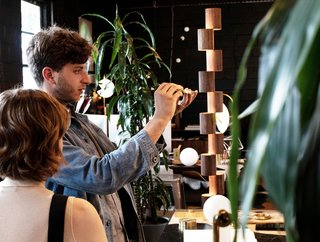 New York–based design and manufacturing studio Allied Maker was started by Ryden Rizzo in 2012, operating out of a garage woodworking studio on Long Island. A year later, then-neighbor Lanette entered the picture, and the new couple and creative duo went on the build the dynamic studio we know today.