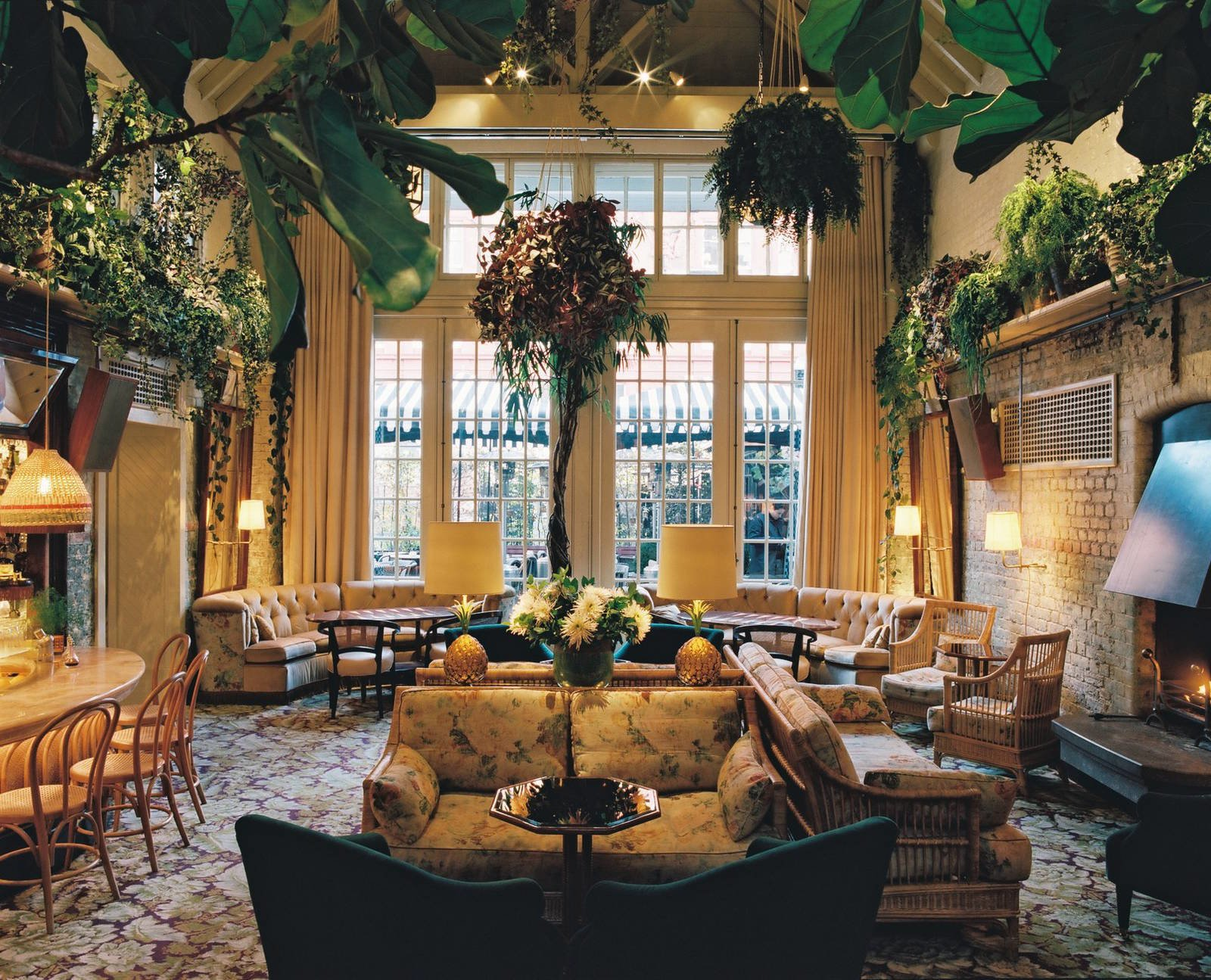 Chiltern Firehouse Modern Home In London England United