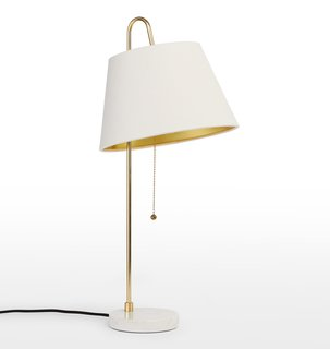 Rejuvenation Stem Table Lamp
