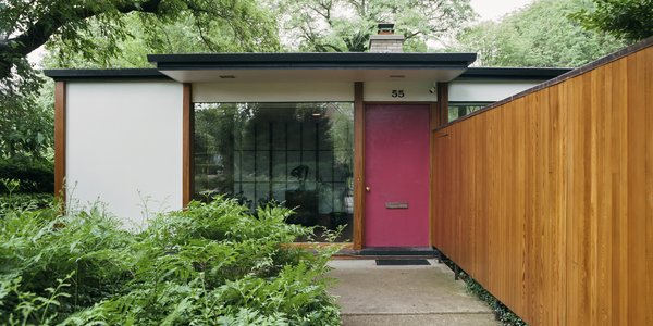 This Michigan Couple Found Out They Own the Last Standing Home by Alexander Girard
