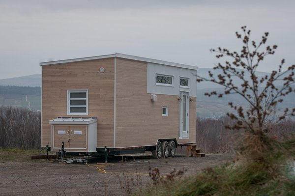 This Canadian Trio Builds Contemporary Tiny Homes Starting Under 69k