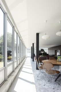 A Major Restoration Updated This Midcentury Landmark in Belgium - Photo 17 of 38 -