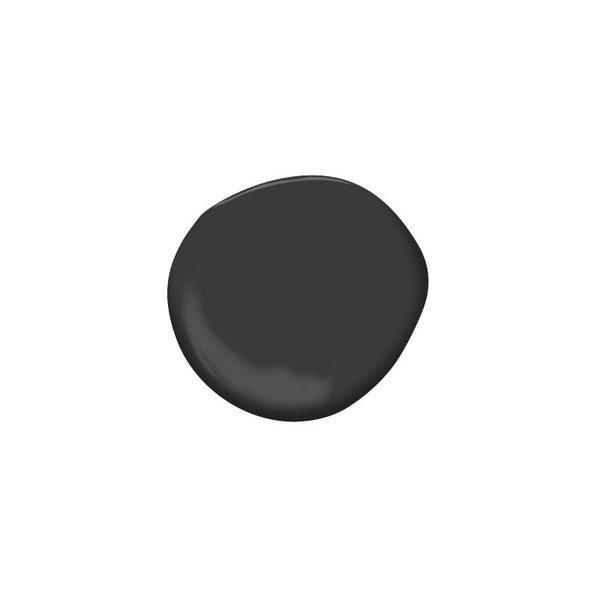 Benjamin Moore Paint - Black Tar