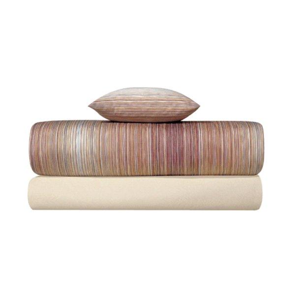 Missoni Home Jill Neutral Pillow Case Set