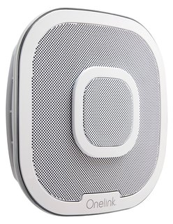 A look at First Alert's Onelink Safe & Sound smoke and CO alarm.