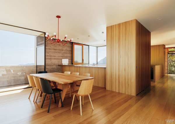 Best 60+ Modern Dining Room Medium Hardwood Floors Design Photos And ...