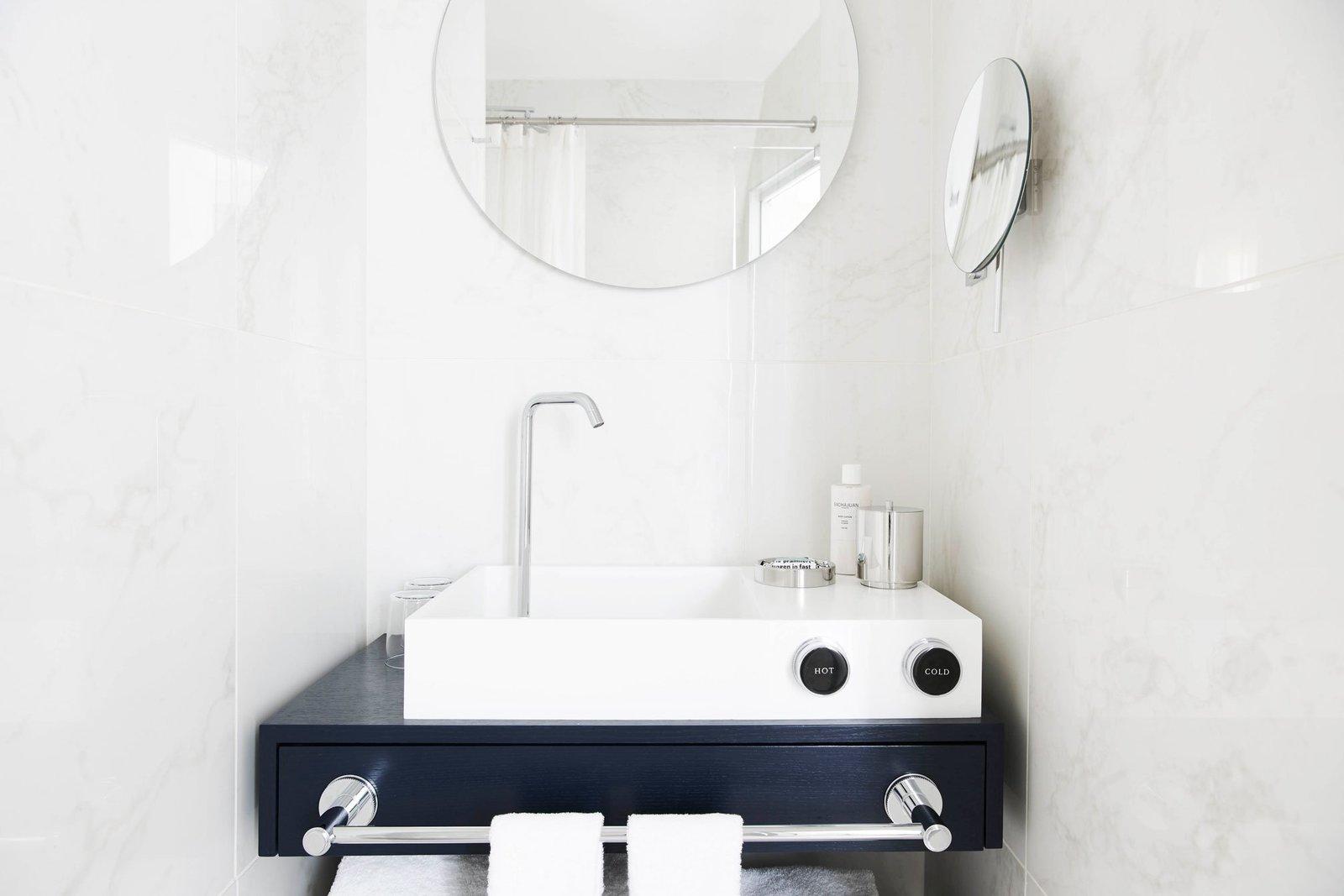 Bath Room and Vessel Sink  Amastan Paris