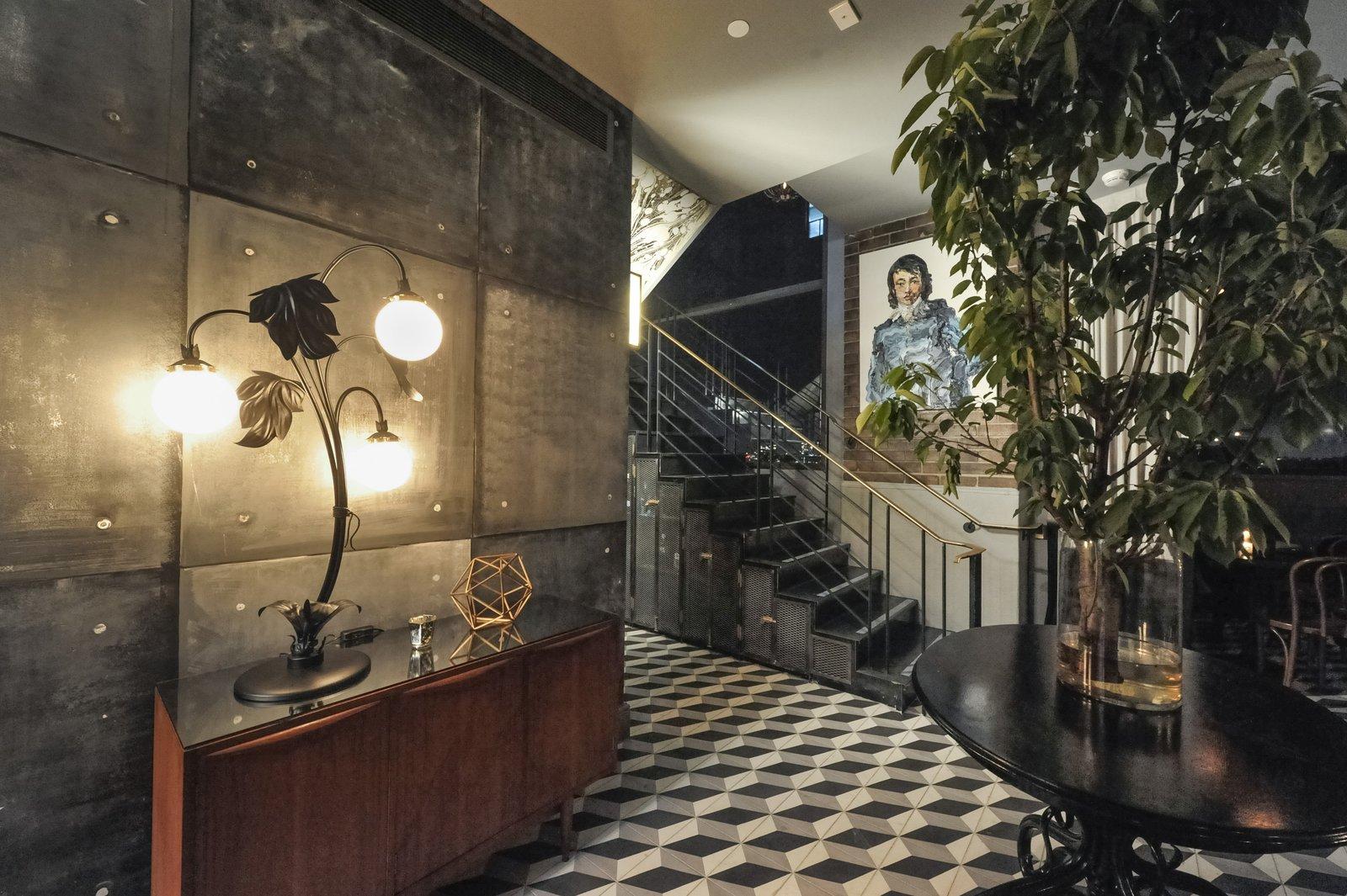 Hallway  Hotel Palisade