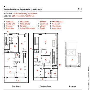 SOMA Residence floor plan
