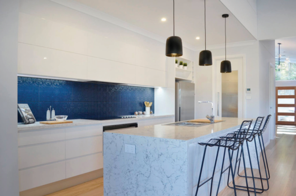 How An Instagram Worthy Kitchen Renovation Comes Alive With The Right  Surfaces