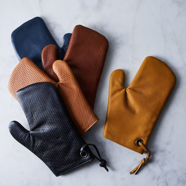 Dutch Deluxes Dutch Leather Oven Mitt
