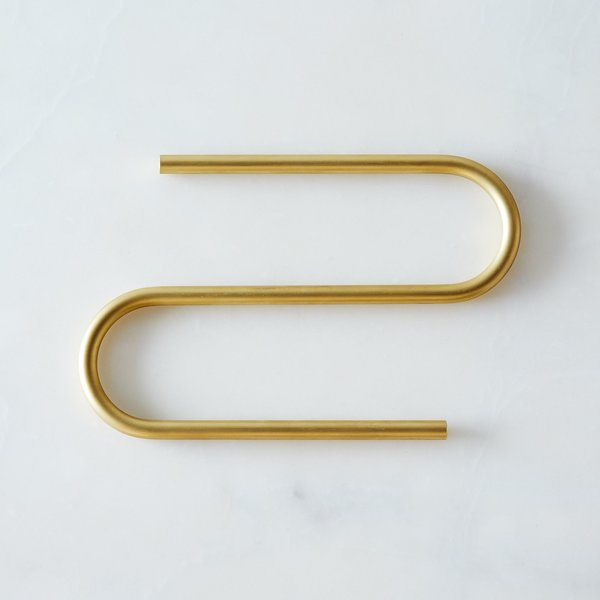 Fruitsuper Design Brass Lift Trivet