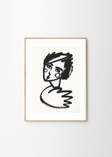 Ekaterina Koroleva Hug Art Print
